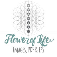 Flower of Life Images, PDF & EPS