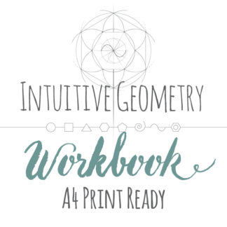 Intuitive Geometry A4 Print Ready Workbook Product Image