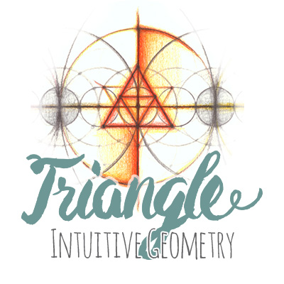 Intuitive Geometry Triangle Drawing Method