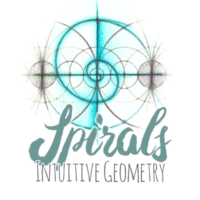 Intuitive Geometry Spiral Drawing Method
