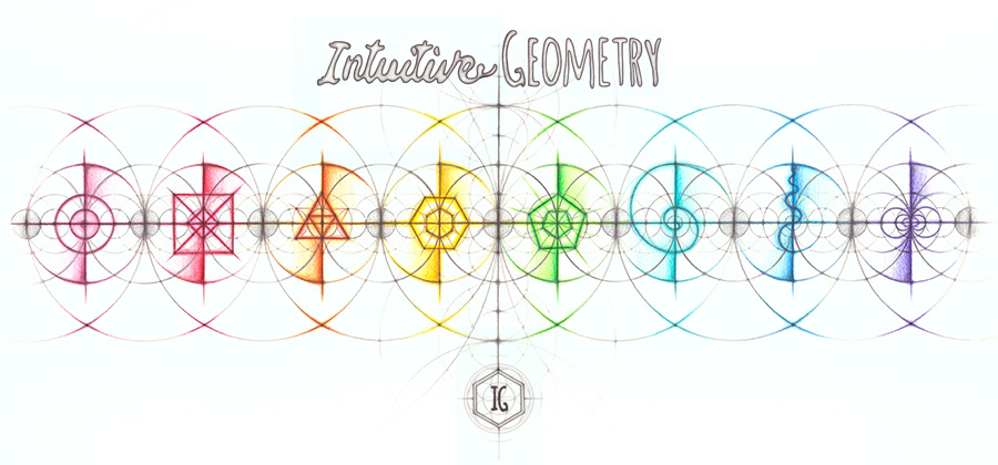 Intuitive Geometry by Nathalie Strassburg