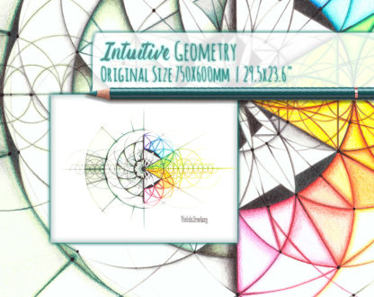 Nathalie Strassburg Intuitive Geometry Crystallography 24 Cell Geometry Art life size