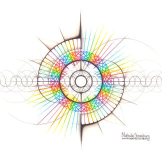Nathalie Strassburg Intuitive Geometry The Intuitive Self and Personality Matrix