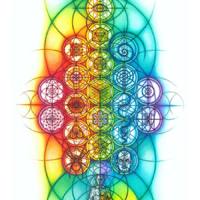 Original Intuitive Geometry Banner Art